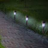 ASTRA solar lamp to plant Ř5,5 x 28 cm