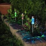 ATUSA solar lamp to plant Ř5,5 x 31 cm