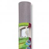 ALUNET szúnyogháló ezüst 1x30 m