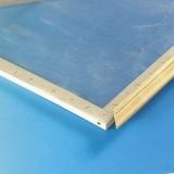 ALUNET szúnyogháló ezüst 1,2x2,5 m
