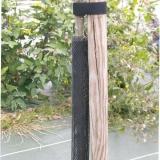 FLEXGUARD TREEX (3) ø 15cm/80cm fekete