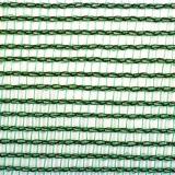 Állványvédö háló zöld-fekete 3x50 m